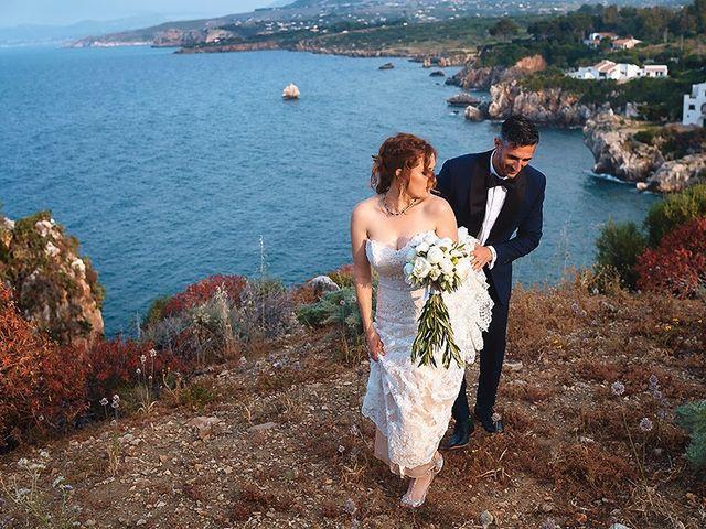 Il matrimonio di Paul e Leah a Castellammare del Golfo, Trapani 62