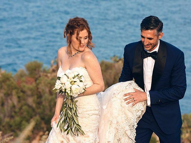 Il matrimonio di Paul e Leah a Castellammare del Golfo, Trapani 63