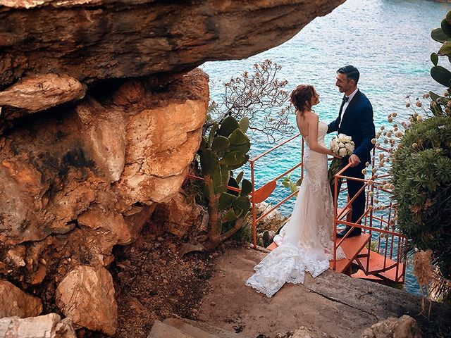 Il matrimonio di Paul e Leah a Castellammare del Golfo, Trapani 66