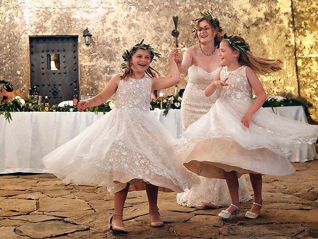 Il matrimonio di Paul e Leah a Castellammare del Golfo, Trapani 76