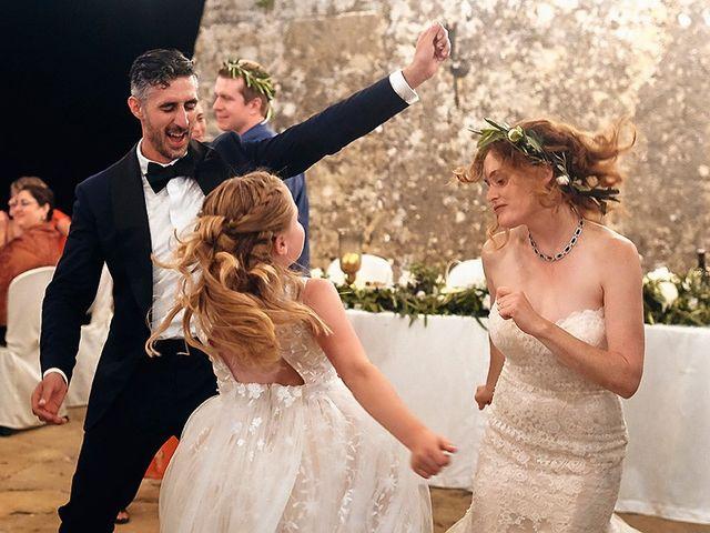 Il matrimonio di Paul e Leah a Castellammare del Golfo, Trapani 77