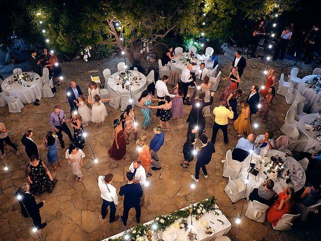 Il matrimonio di Paul e Leah a Castellammare del Golfo, Trapani 78