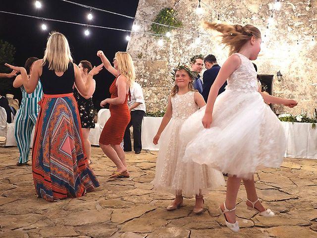 Il matrimonio di Paul e Leah a Castellammare del Golfo, Trapani 79
