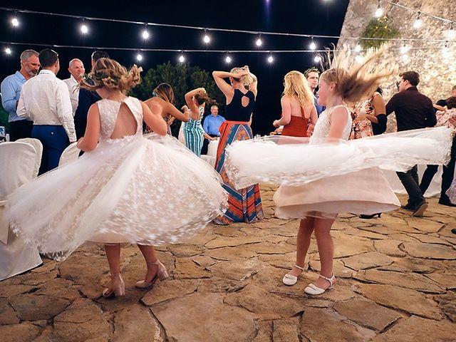 Il matrimonio di Paul e Leah a Castellammare del Golfo, Trapani 80