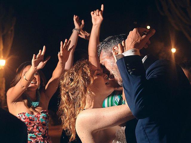 Il matrimonio di Paul e Leah a Castellammare del Golfo, Trapani 87