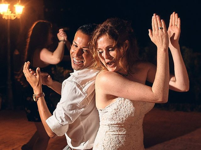 Il matrimonio di Paul e Leah a Castellammare del Golfo, Trapani 91