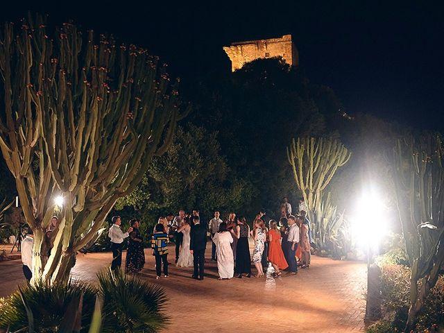 Il matrimonio di Paul e Leah a Castellammare del Golfo, Trapani 92