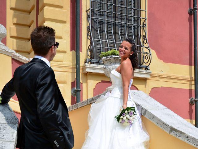 Il matrimonio di Stefano e Eleonora a Bagnolo San Vito, Mantova 4