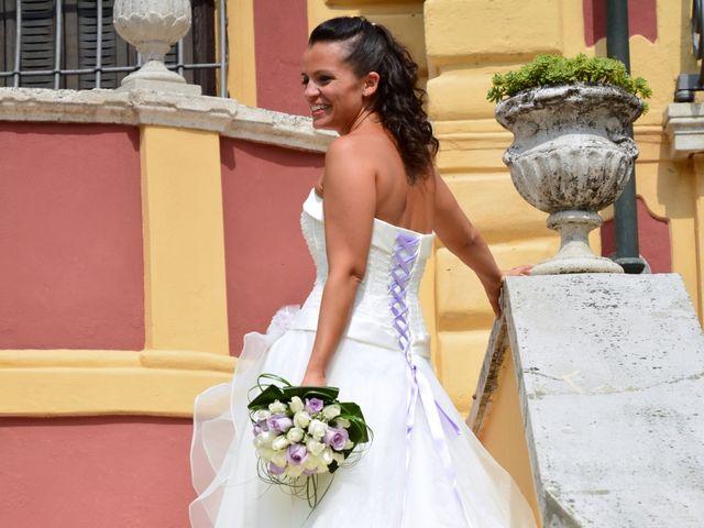 Il matrimonio di Stefano e Eleonora a Bagnolo San Vito, Mantova 5