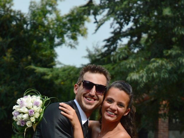 Il matrimonio di Stefano e Eleonora a Bagnolo San Vito, Mantova 6