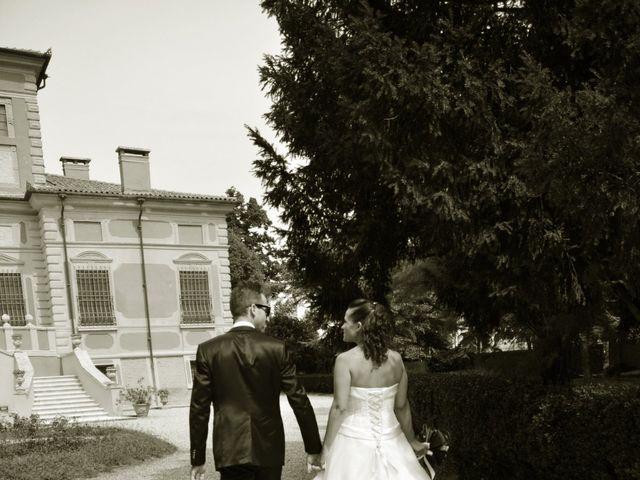 Il matrimonio di Stefano e Eleonora a Bagnolo San Vito, Mantova 7