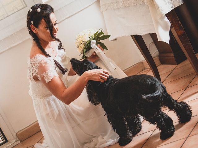 Il matrimonio di Luciano e Valentina a Cerveteri, Roma 1