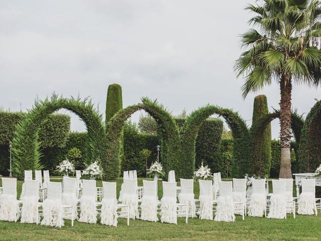 Il matrimonio di Luciano e Valentina a Cerveteri, Roma 3