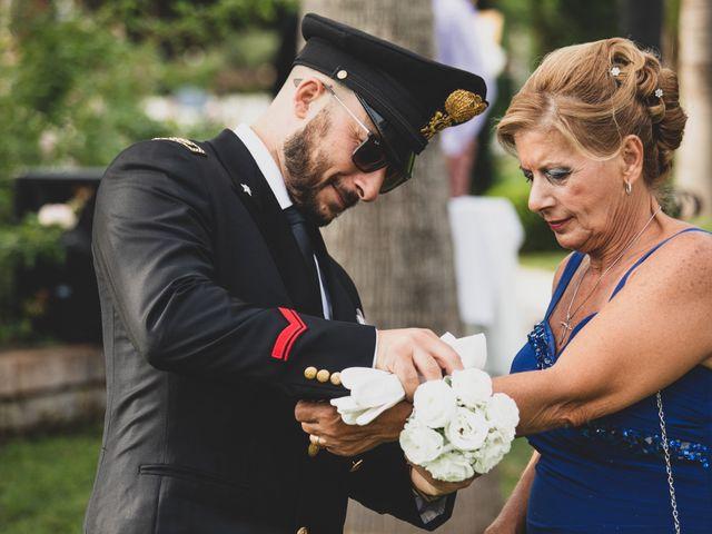 Il matrimonio di Luciano e Valentina a Cerveteri, Roma 4