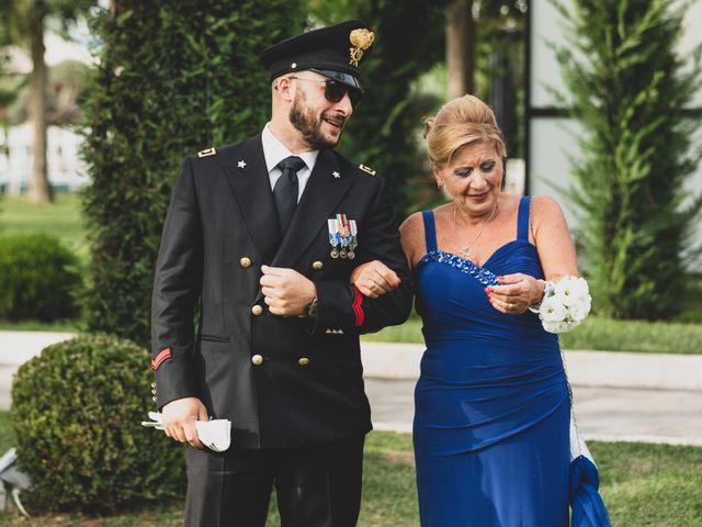 Il matrimonio di Luciano e Valentina a Cerveteri, Roma 5