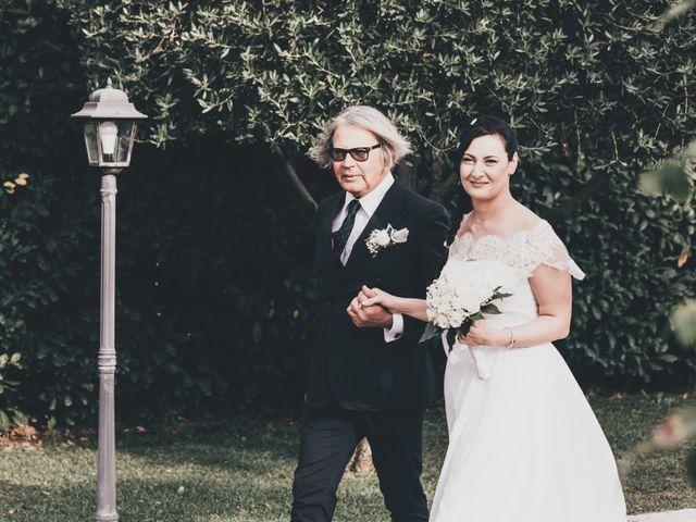 Il matrimonio di Luciano e Valentina a Cerveteri, Roma 6
