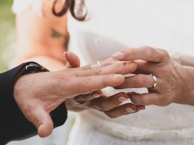Il matrimonio di Luciano e Valentina a Cerveteri, Roma 8
