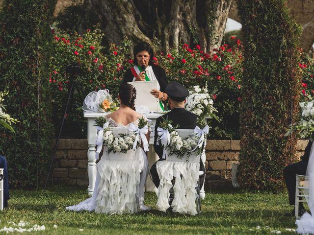 Il matrimonio di Luciano e Valentina a Cerveteri, Roma 9