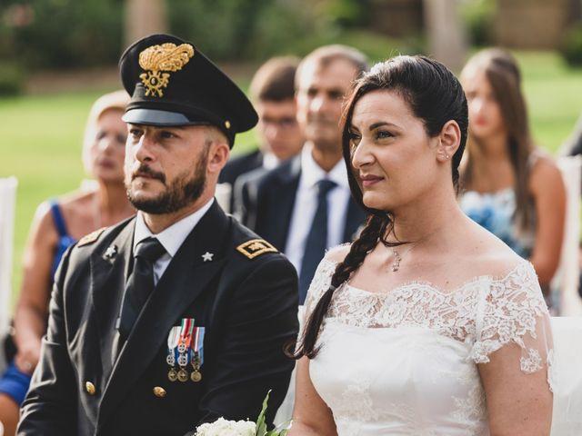Il matrimonio di Luciano e Valentina a Cerveteri, Roma 10