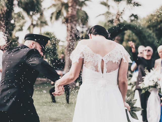 Il matrimonio di Luciano e Valentina a Cerveteri, Roma 11