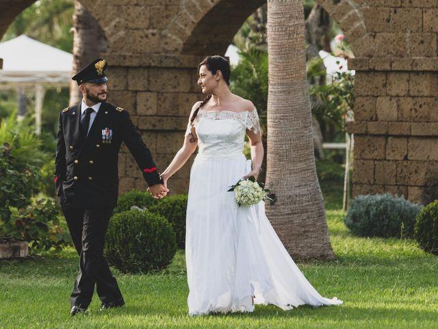 Il matrimonio di Luciano e Valentina a Cerveteri, Roma 13
