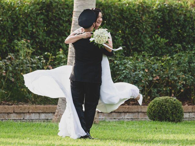 Il matrimonio di Luciano e Valentina a Cerveteri, Roma 14