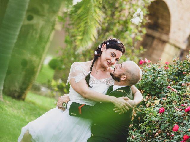 Il matrimonio di Luciano e Valentina a Cerveteri, Roma 17