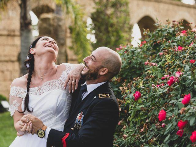Il matrimonio di Luciano e Valentina a Cerveteri, Roma 18