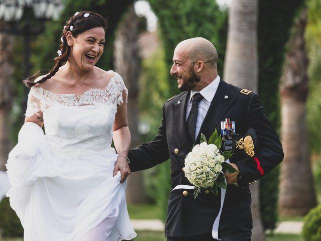 Il matrimonio di Luciano e Valentina a Cerveteri, Roma 20