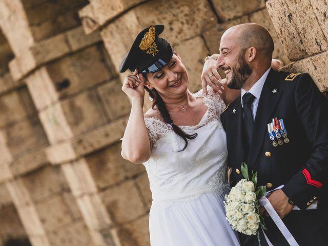 Il matrimonio di Luciano e Valentina a Cerveteri, Roma 21