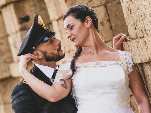 Il matrimonio di Luciano e Valentina a Cerveteri, Roma 22