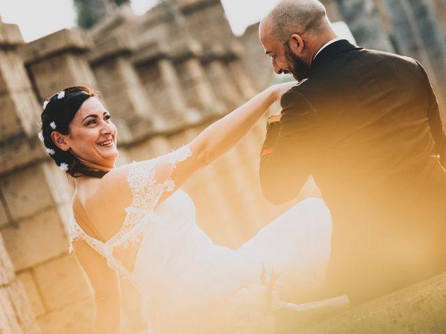Le nozze di Valentina e Luciano