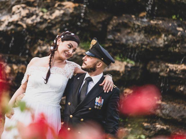 Il matrimonio di Luciano e Valentina a Cerveteri, Roma 23