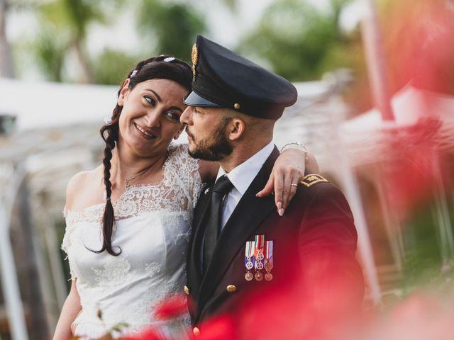 Il matrimonio di Luciano e Valentina a Cerveteri, Roma 24