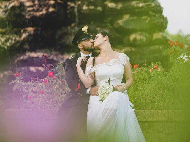 Il matrimonio di Luciano e Valentina a Cerveteri, Roma 25