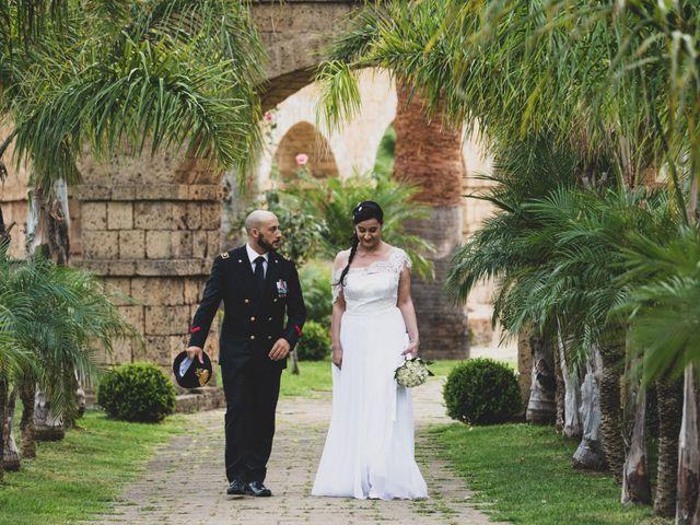 Il matrimonio di Luciano e Valentina a Cerveteri, Roma 26