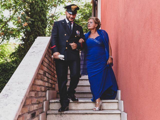Il matrimonio di Luciano e Valentina a Cerveteri, Roma 32