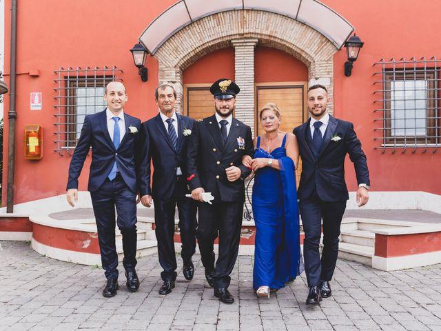 Il matrimonio di Luciano e Valentina a Cerveteri, Roma 33