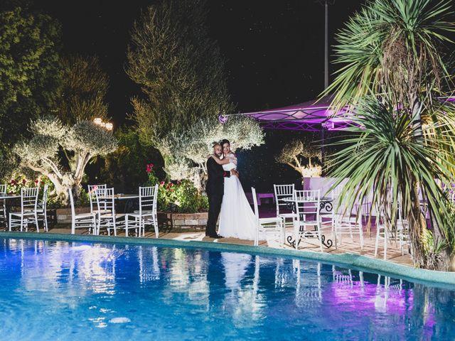 Il matrimonio di Luciano e Valentina a Cerveteri, Roma 36