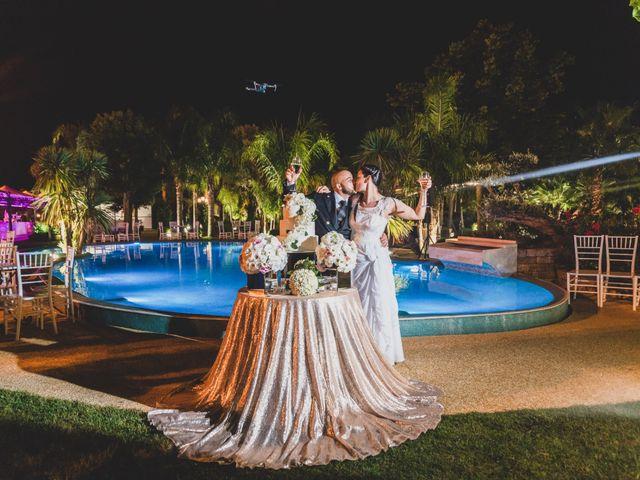 Il matrimonio di Luciano e Valentina a Cerveteri, Roma 41