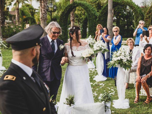 Il matrimonio di Luciano e Valentina a Cerveteri, Roma 47