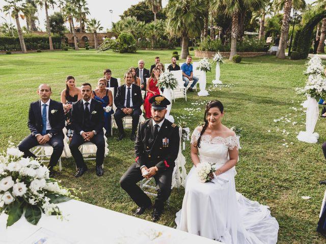 Il matrimonio di Luciano e Valentina a Cerveteri, Roma 48