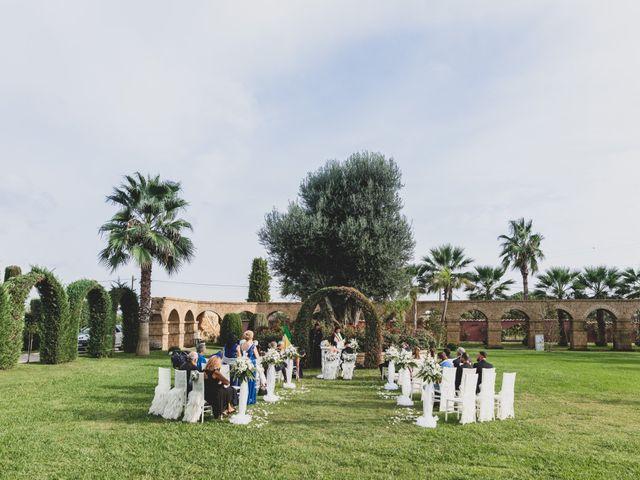 Il matrimonio di Luciano e Valentina a Cerveteri, Roma 50