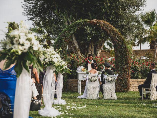 Il matrimonio di Luciano e Valentina a Cerveteri, Roma 51