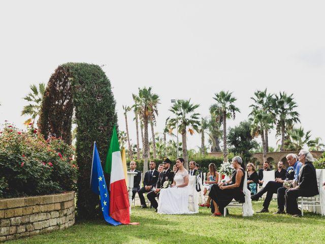 Il matrimonio di Luciano e Valentina a Cerveteri, Roma 52