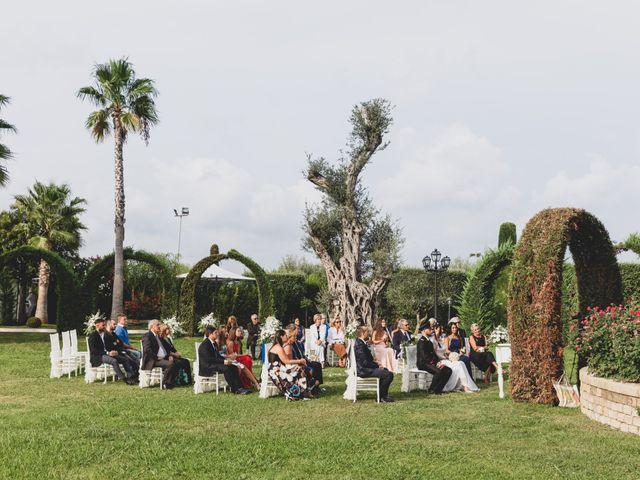 Il matrimonio di Luciano e Valentina a Cerveteri, Roma 53