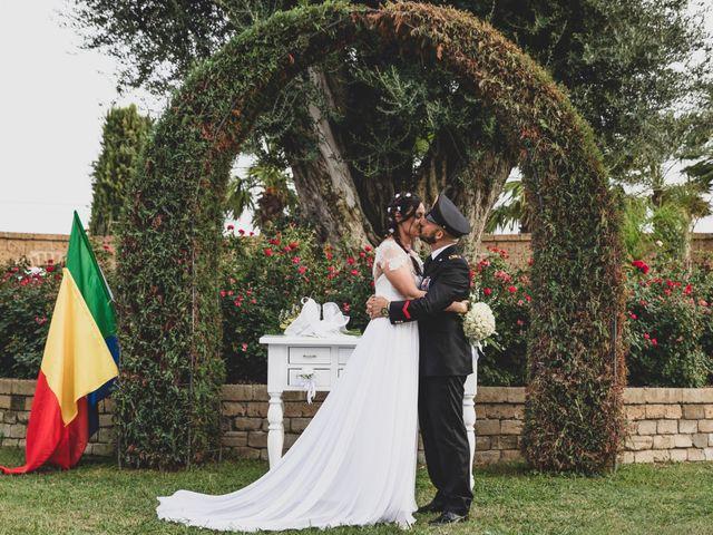 Il matrimonio di Luciano e Valentina a Cerveteri, Roma 55