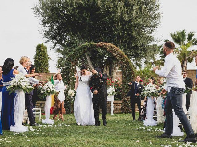 Il matrimonio di Luciano e Valentina a Cerveteri, Roma 56