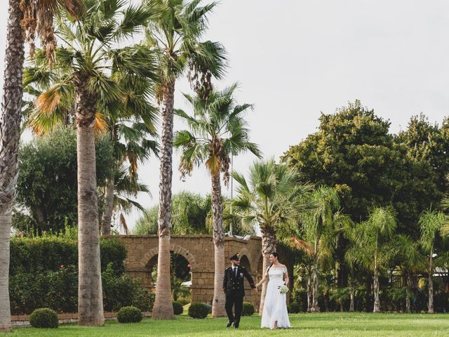 Il matrimonio di Luciano e Valentina a Cerveteri, Roma 58