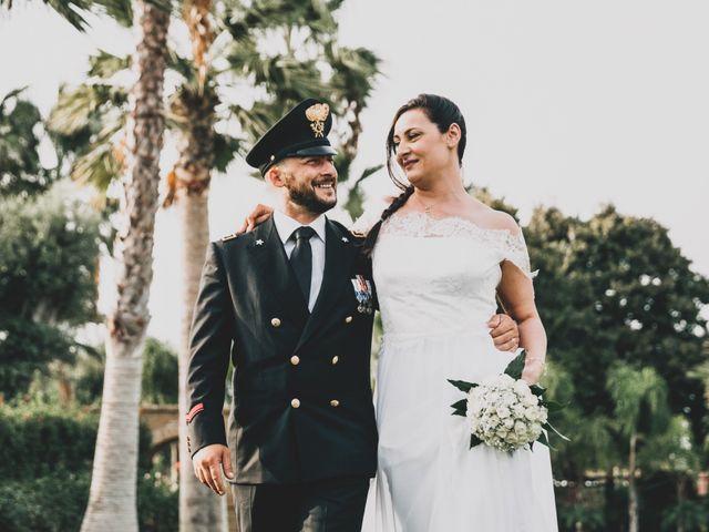 Il matrimonio di Luciano e Valentina a Cerveteri, Roma 59